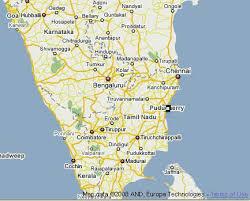 map-sur-india